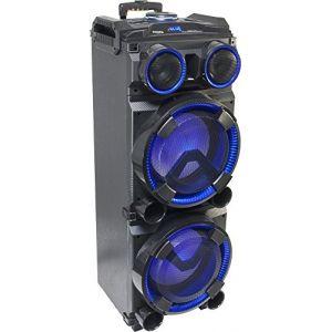 Ibiza Sound 17-2660 STANDUP-DJ-MKII Système de sonorisation portable