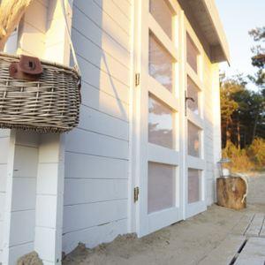 Madeira AB1047 - Abri de jardin Kivik moderne en bois 28 mm 8,04 m2