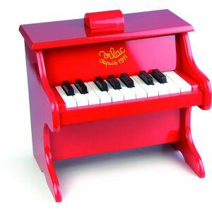 Vilac 8317 - Piano en bois laqué