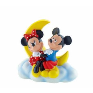 Bullyland Tirelire Mickey et Minnie