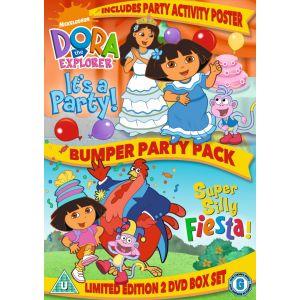 Dora The Explorer : Bumper Party Pack