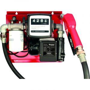 Drakkar Equipement SATION RAVITAILLEMENT TRANSFERT GASOIL 230V avec filtre