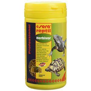 Sera Reptil Professional - Nourriture pour reptiles herbivores 85g