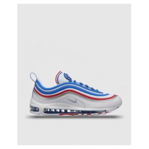 Nike Chaussure Air Max 97 pour Homme - Bleu - Taille 42 - Male