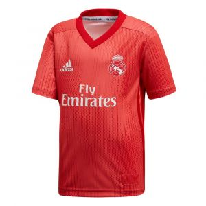 Adidas Kit Mini Third Real Madrid 2018-19 - Couleur Red - Taille 5-6 Years