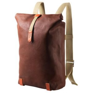 Brooks England - Pickwick Backpack Small - Sac à dos journée taille 13 l, brun