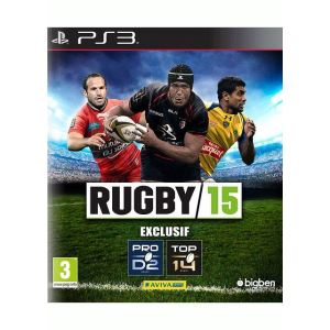 Rugby 15 [PS3]