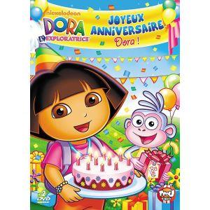 Dora l'exploratrice : Joyeux anniversaire Dora !