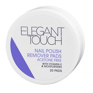 Elegant touch Nail Remover Pads