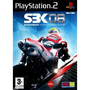 SBK'08 : SuperBike World Championship [PS2]
