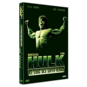 Hulk, Le choc des Super Héros
