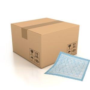 Abena Abri-Soft 750ml 40x60 cm 35G Pack 60 Alèses - carton de 4 packs