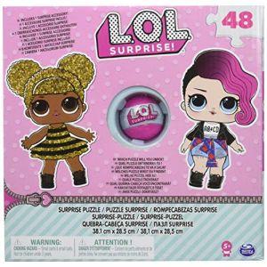 CARDINAL LOL SURPRISE Boîte Puzzle - Avec Figurine exclue - CARDINAL LOL SURPRISE Boîte Puzzle - Avec Figurine exclue - Fille - à partir de 4 ans