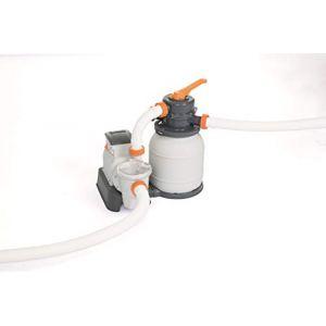 Bestway Filtre à sable Flowclear - 5,6787 m³/h - 230 W