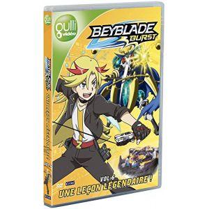 Beyblade Burst - Vol. 6 : Une leçon légendaire ! [DVD]
