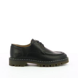 Kickers Decklow cuir Femme-36-Noir