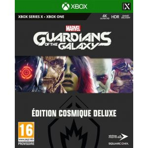 Marvel'S Guardians Of The Galaxy: Édition Cosmique Deluxe (Xbox Series X) [Xbox Series X|S]