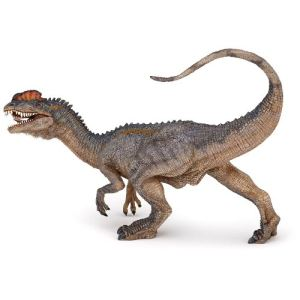 Papo Figurine dinosaure : Dilophosaure