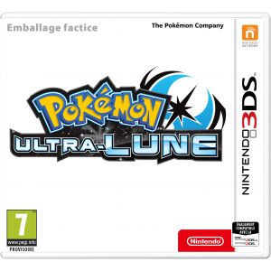 Pokémon Ultra Lune sur 3DS