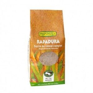 Rapunzel Rapadura Sucre de Canne Complet Bio 1kg