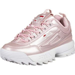FILA Chaussures 71D DISRUPTOR LOW rose - Taille 38,39,40,41