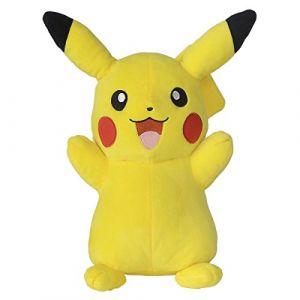 Bandai POKEMON Peluche Pikachu - 30 cm
