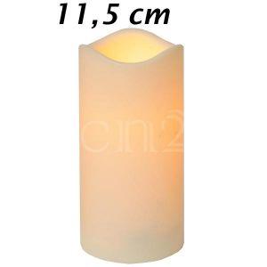 Bougie LED intérieur/extérieur avec minuteur