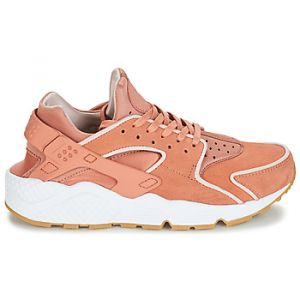 Nike Baskets basses AIR HUARACHE RUN PREMIUM W rose - Taille 36,38,39,35 1/2,37 1/2,36 1/2