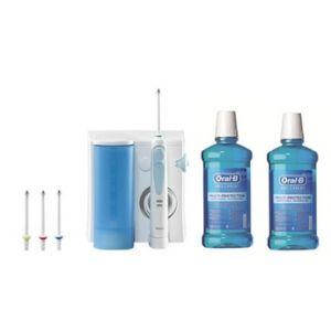 Oral-B Hydropulseur Kit Multi Jets MD16 + Bain de bouche