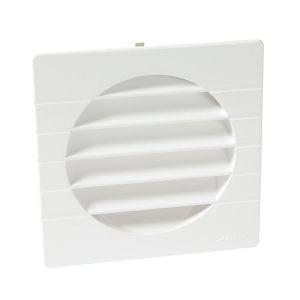 Nicoll Grille extérieure pour tube PVC O200 blanc