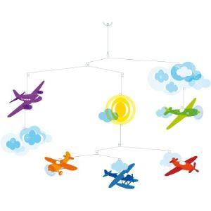 Djeco Mobile Avions