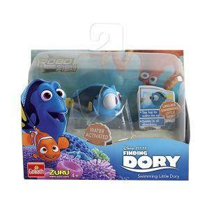 Goliath Robo Fish Little Dory Le monde de Dory