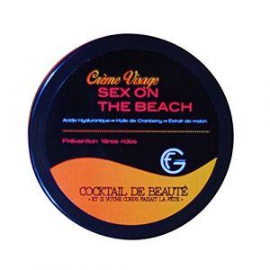 FG cosmétique Sex On The Beach - Crème visage prévention 1eres rides