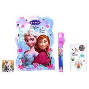 La Reines des Neiges Disney Frozen Coffret Cadeau Eau de Toilette 10 ml
