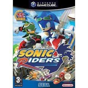 Sonic Riders [Gamecube]