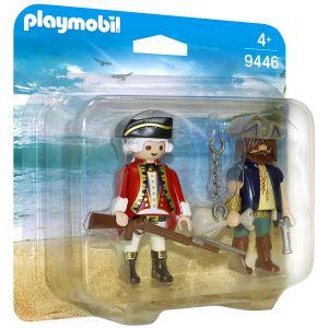Playmobil 9446 - Pirate et soldat