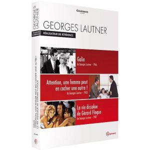 Coffret Georges Lautner : Galia + Attention, une femme peut en cacher une autre ! + La vie dissolue de Gérard Floque