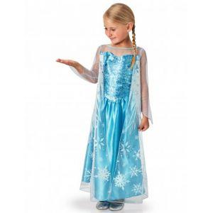 Déguisement classique Elsa Frozen La reine des Neiges