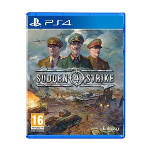 Sudden Strike 4 sur PS4