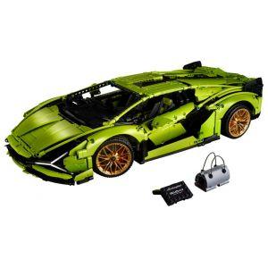 Lego Lamborghini Sián FKP 37 Technic 42115