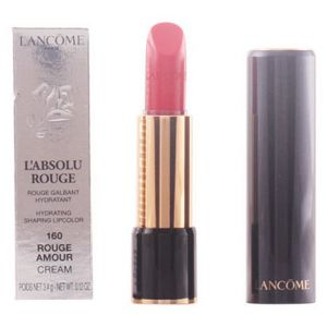 Lancôme L'Absolu Rouge : 160 Rouge Amour - Rouge galbant hydratant