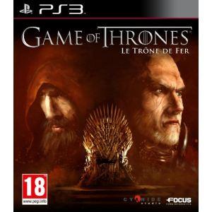 Game of Thrones : Le Trône de Fer [PS3]