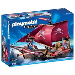 Playmobil 6681 Pirates - Marins soldats canon