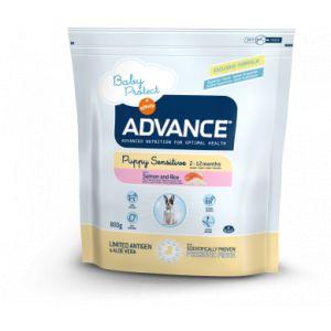 Advance Croquettes chien Puppy Sensitive - Sac 12 kg