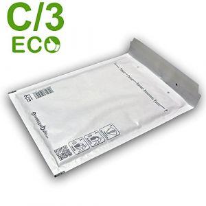 Enveloppebulle Lot de 200 enveloppes à bulles ECO C/3 format 150x220mm