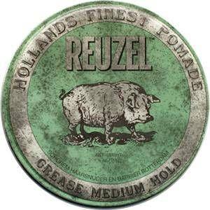 Reuzel Hollands Finest Pomade Grease Medium Hold