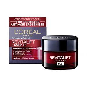 L'Oréal Tagescreme Revitalift Laser X3 Tiefenwirksame Anti-Age Pflege - 50 ml