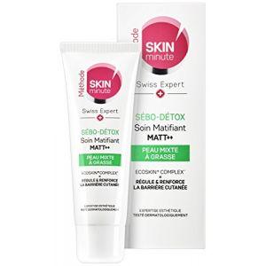 Skin Minute Sébo-détox - Soin matifiant MATT++