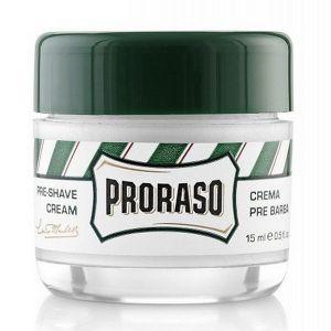 Proraso Crème avant rasage à l'huile d'Eucalyptus
