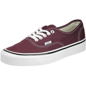 Vans Authentic 44 Dx chaussures bordeaux 38,5 EU